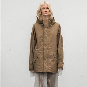 Hyke Jacket Size 2